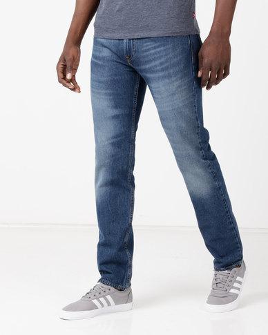 Levi's ® 502 ™ Regular Taper Fit Jeans Ghost Warp