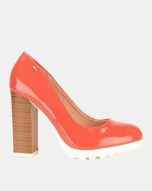 Dolce Vita Roman Heels Coral