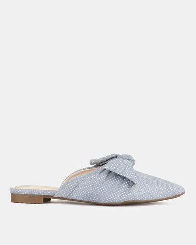 Dolce Vita Malibu Slip On Flats Blue