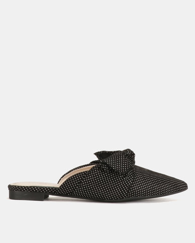 Dolce Vita Malibu Slip On Flats Black