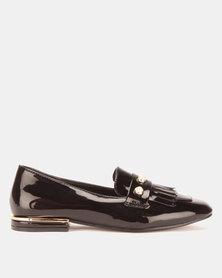 Dolce Vita Moscow Shiny Slip On Shoes Black