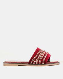 Dolce Vita Laguna Slip On Sandals Bur