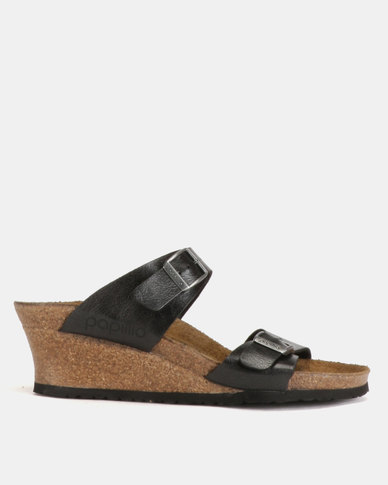 82b57cd45 Birkenstock Papillio by Birkenstock Dorothy Narrow Fit Sandals Graceful  Licorice | Zando