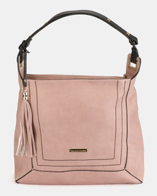 Blackcherry Bag Shoulder Bag Dusky Pink