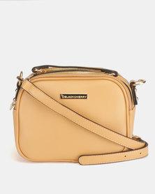 Blackcherry Bag Top Handle Crossbody Bag Latte
