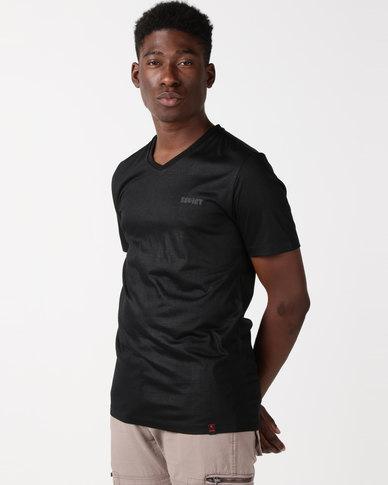 Soviet M Davies Styled T-Shirt Black