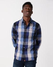 Soviet M Barrera Shirt Blue