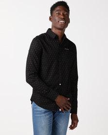 Soviet M Dorian Shirt Black