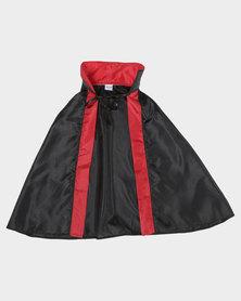 Fairy Shop Vampire Cape Black
