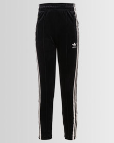 adidas Originals Girls JZBR Pants Black