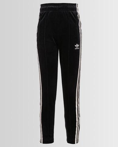 0baa58e10dcd adidas Originals Girls JZBR Pants Black
