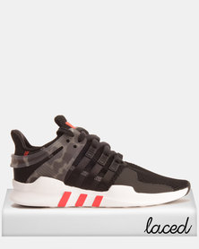 adidas Originals EQT Support ADV CBLACK/FTWWHT/HIRERE