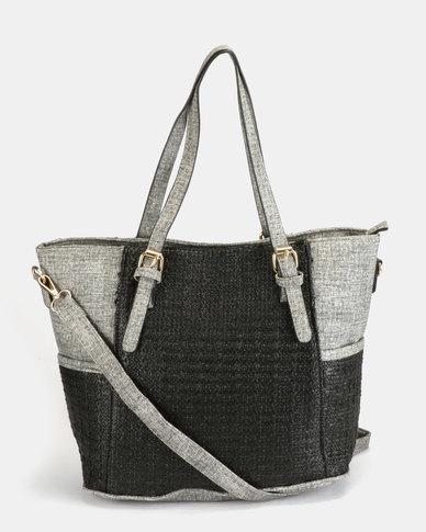 Utopia Handbag Grey
