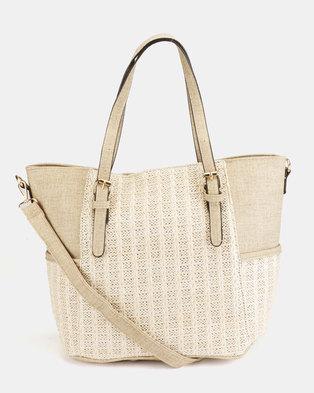 9c95bfa23f Utopia Handbag Beige