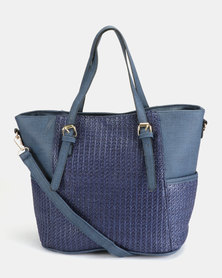 Utopia Handbag Navy