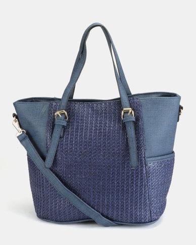 Utopia Handbag Navy