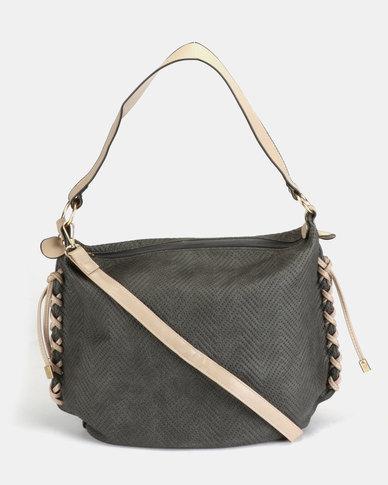 Utopia Siftee Handbag Grey