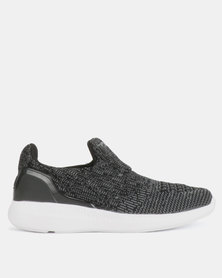 TOMTOM Contend Slip Ons Black/Grey