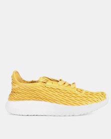 TOMTOM Masterpiece Sneakers Mustard
