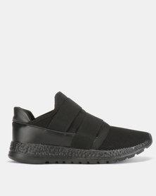 TOMTOM Remix Sneakers Black Mono