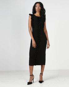 Famous Vixan Dress Black