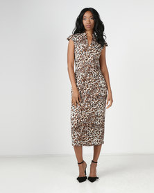 Famous Kiki Dress Animal