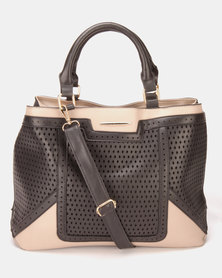Utopia Handbag Black