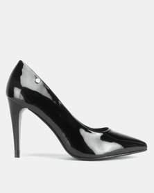 Pierre Cardin Pointy Courts Black