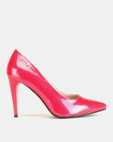 Pierre Cardin Pointy Courts Red