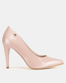 Pierre Cardin Pointy Courts Light Pink