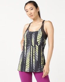 FIT Gymwear Perfect Run Vest Multi