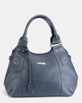 Blackcherry Bag Shoulder Bag Blue