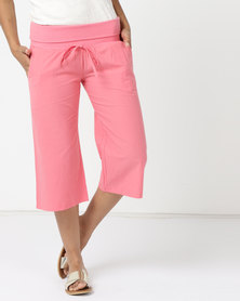 Lizzy  Wave 3/4 Walkshorts Coral
