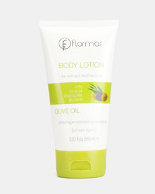 Flormar Professional Make-up Body Lotion Olive Oil