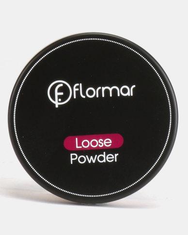 DISC Flormar Professional Make-up Loose Powder Light Sand
