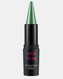 Flormar Professional Make-up Khol Kajal Smoky Eyes Effect Green