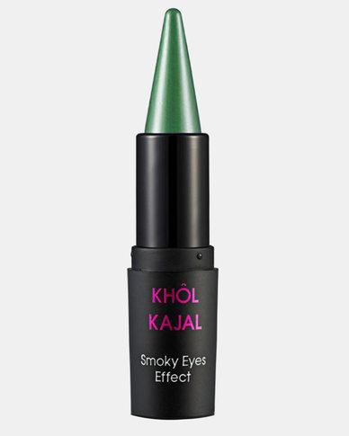 Flormar Professional Make-up Khol Kajal Smoky Eyes Effect Green
