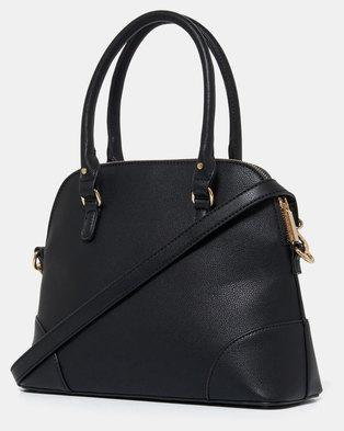 Forever New Elena Bowler Bag Black