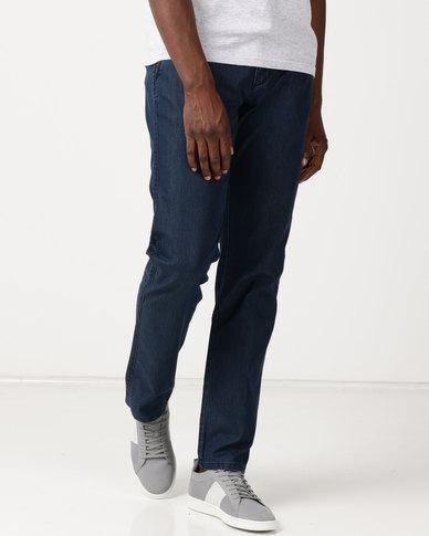 JCrew Chino Stretch Jeans Indigo
