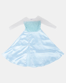 Fairy Shop Ice Princess Dress Blue