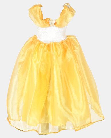 Fairy Shop Yellow Princess Dress Yellow