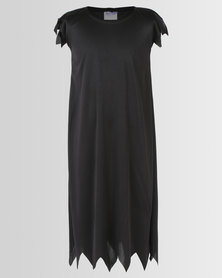 Fairy Shop Witch Dress Black