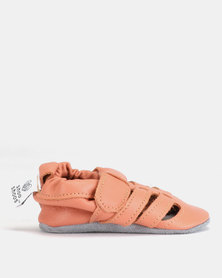 Shooshoos Manna Walkers Shoes Orange