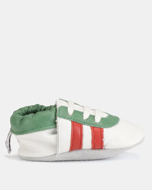 Shooshoos Carrot Top Walkers Shoes White