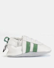Shooshoos Hawk Walkers Shoes White