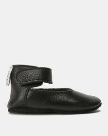 Shooshoos Dearborn Walkers Shoes Black