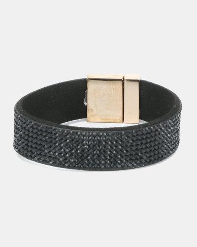 Lily & Rose Glamour Bracelet Black