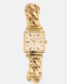 Guess Vanity Watch  Gold