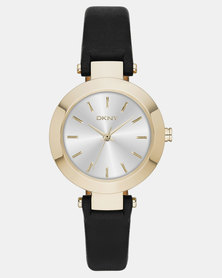 DKNY Stanhope Watch black