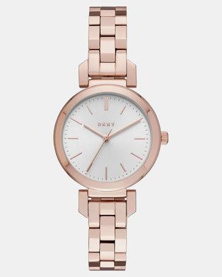 DKNY Ellington Watch Rose Gold 10714d6888a